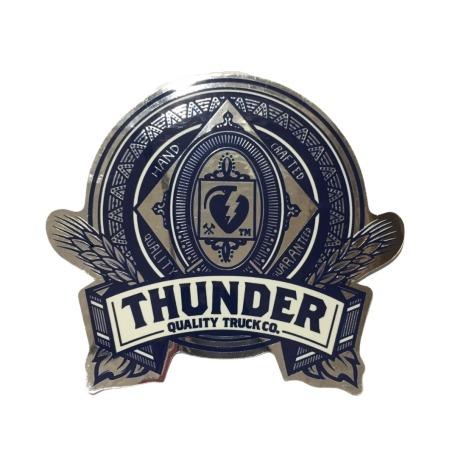 Adesivo Thunder King of Mainline M - (11cm x 12,5cm)