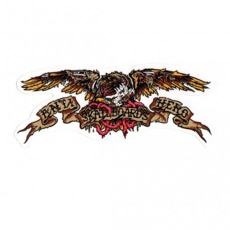 Adesivo Anti Hero Eagle Dead G - (11cm x 27,5cm)