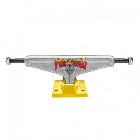 Truck Venture x Thrasher Yellow 5.25 HI - 139mm