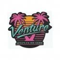 Adesivo Venture Palms - (9,5cm x 11,5cm)