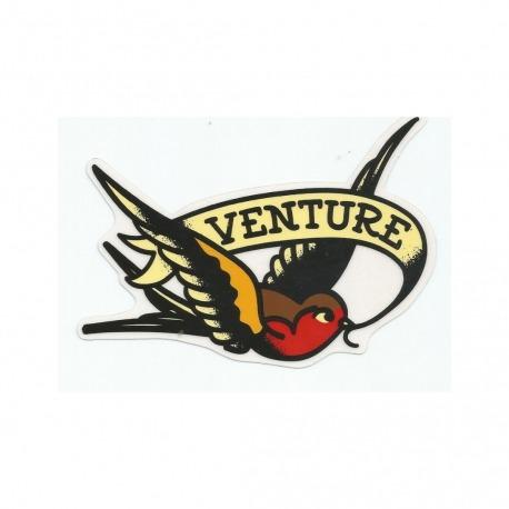 Adesivo Venture Flash Sparrow - (9,5cm x 12cm)