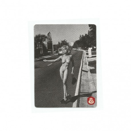 Adesivo Expedition Naked on the Street (9,5cm x 7cm)