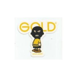 Adesivo Gold Goon Grief - (8,5cm x 9,5cm)