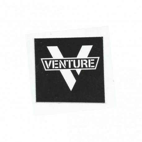 Adesivo Venture Box Black - (6,5cm x 6,5cm)