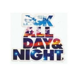 Adesivo DGK All Day & Night - (11,5cm x 12,5cm)