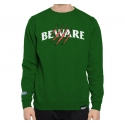 Moletom Grizzly Careca Wonded Beware - Verde