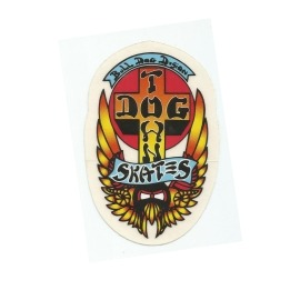 Adesivo Dog Town Bull - (10,5cm x 7cm)