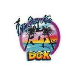 Adesivo DGK Venice - (10cm x 10cm)