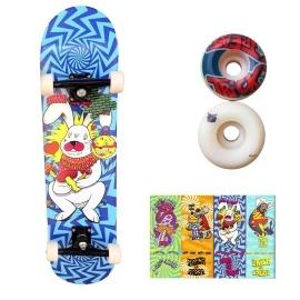Skate Montado Trick or Treat Alice Coelho