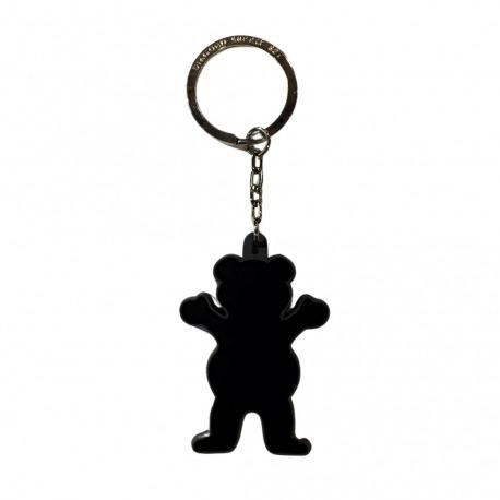 Chaveiro Grizzly OG Bear Black Grey