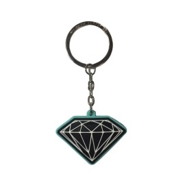 Chaveiro Diamond Logo Green