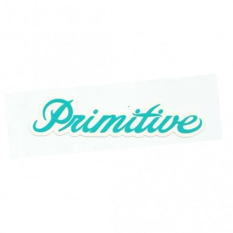 Adesivo Primitive  Classic Script  Green