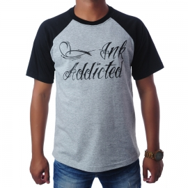 Camiseta Starter Tatto Ink - Cinza