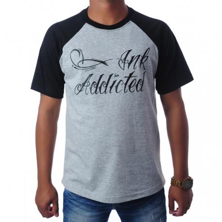 Camiseta Starter Tatto Ink - Cinza