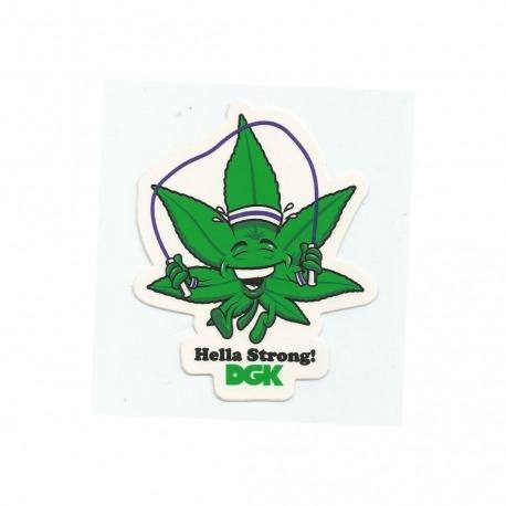 Adesivo DGk Hella Strong - (7,5 cm x 9,5 cm)