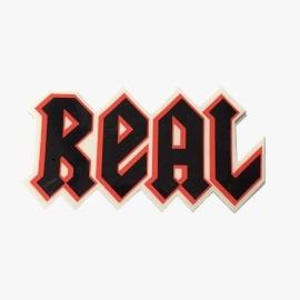Adesivo Real OG Blasted Rocker Logo- (10,5cm x 6 cm)
