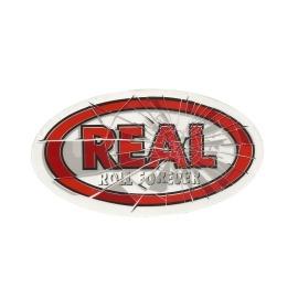 Adesivo Real Logo Break - (19 cm x 10,5 cm)