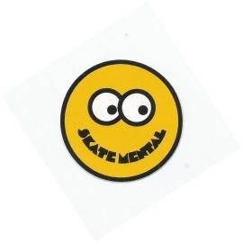 Adesivo Skate Mental Smile - (6,5 cm)