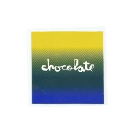 Adesivo Chocolate Faded Square - (7,5cm x 7,5 cm)
