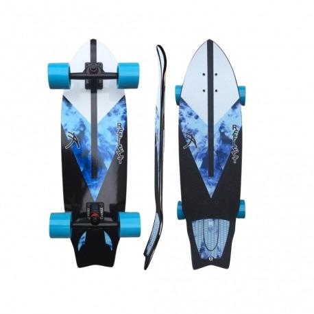 Simulador de Surf Reflect Blue Smoke