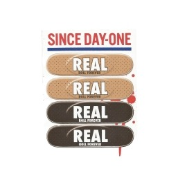 Adesivo Real Band-aid -  (15cm x 11cm)