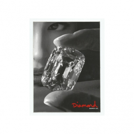 Adesivo Diamond Focus - (15cm x 11cm)