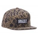 Boné Grizzly x Starter Springfield - Verde