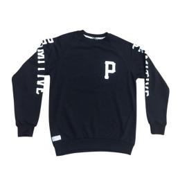 Moletom Primitive Careca P Logo - Preto