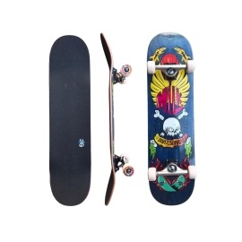 Skate Montado Milk x Ratones Wings