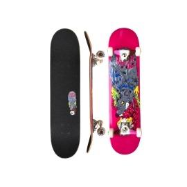 Skate Montado Milk x Ratones Rat c/ Truck Royal