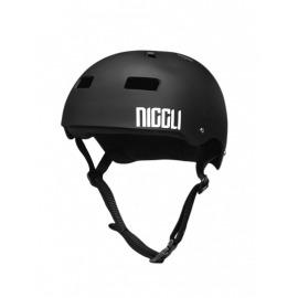 Capacete Niggli Iron Light Profissional - Preto