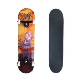 Skate Montado Trick or Trick Alice Coelho