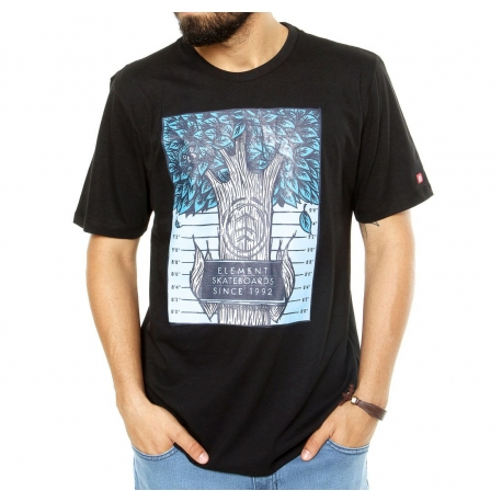 Camiseta Element Tree - Preta