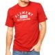 Camiseta Element For Life - Vermelha