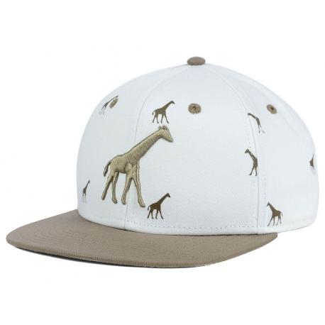 Boné LRG The Giraflage Snapback - Branco