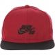 Boné Nike SB Icon Snapback - Vinho