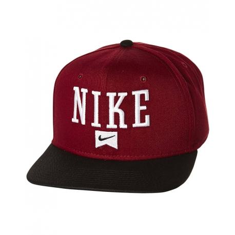 Boné Nike Icon Snapback - Vinho