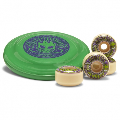 Roda Spitfire 52mm Formula Four Kennedy Take Me To Your Dealer