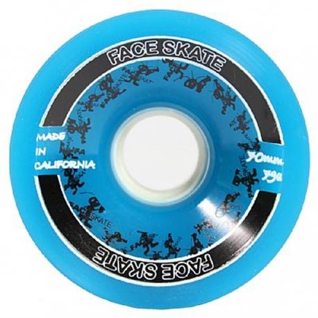 Roda Face Skate 70mm