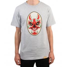 Camiseta Primitive Luchador - Cinza
