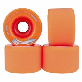 Roda Orangatang The Kilmer 69mm 80a - Laranja