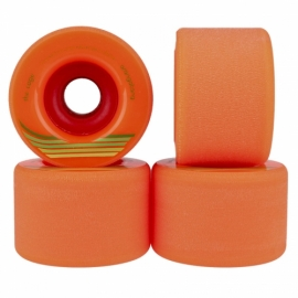 Roda Orangatang The Cage 73mm 80a - Laranja