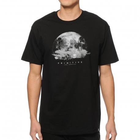 Camiseta Primitive Luna - Preto
