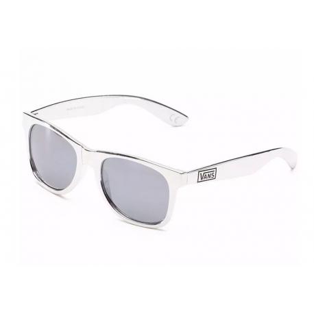 2094e5fa2d6c7 Óculos de Sol Vans off the Wall the Spicoli - Prata - Ultra Séries Skate