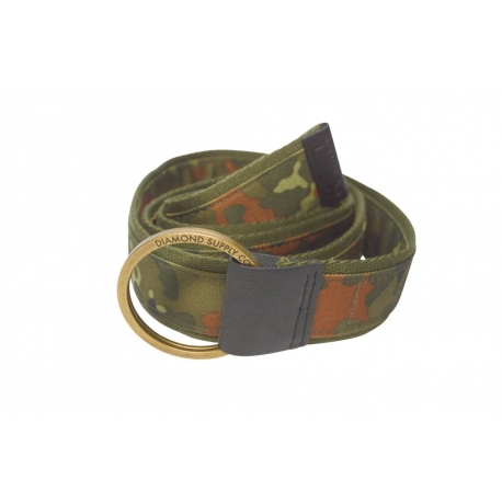 Cinto Diamond Ring Belt Camuflado